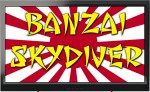 Banzai Skydiver Desktop Background