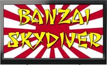 Banzai Skydiver