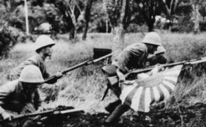 Banzai Charge WWII