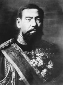 Emperor Meiji of Japan
